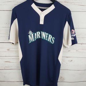 Seattle Mariners MLB coolbase baseball jersey